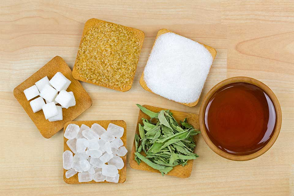 what is the sugar replacement in diet